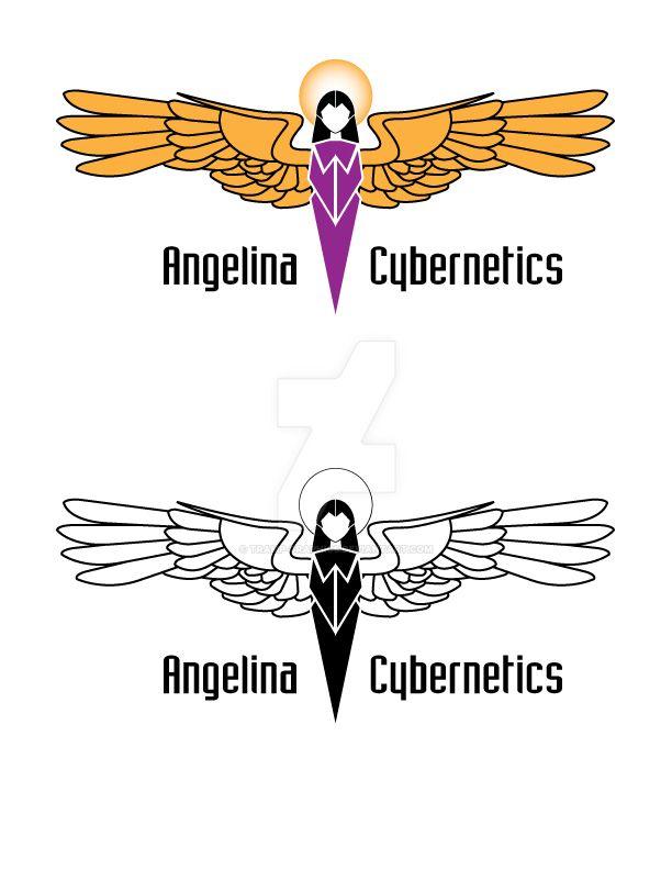 Angelina-Cybernetics-Logo by Tramp-Graphics