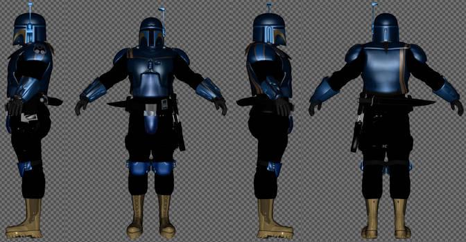 Mando Costume Concept A