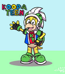 GIFT: Koopa Teen 2019 by JayManney4Life
