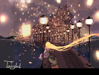 tangled by fukamatsu
