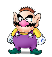 Tiny Wario by LazerSofa