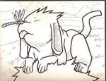 Dog - aka Akamaru