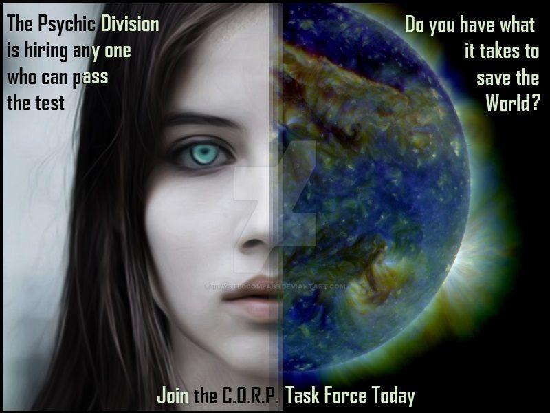 C.O.R.P. Psychic Propaganda by TwystedCompass
