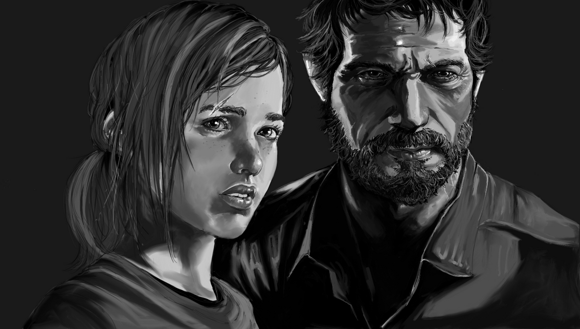 The Last of Us by ExistTRACE