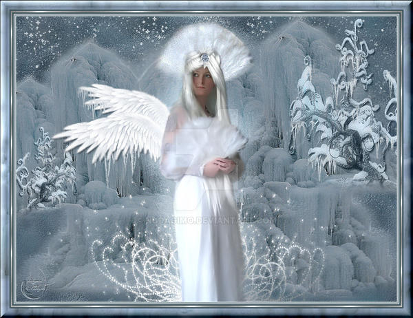 Ice Angel 2012 by nudagimo