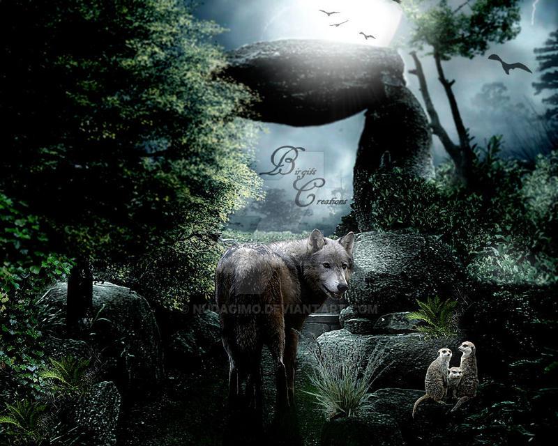 Moonlight 2014 by nudagimo