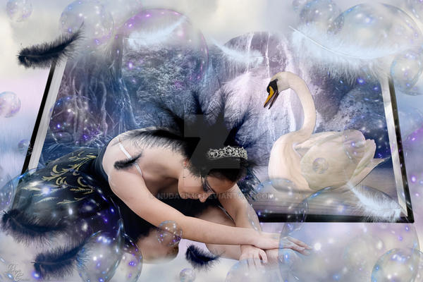 Dying Swan 2015 by nudagimo