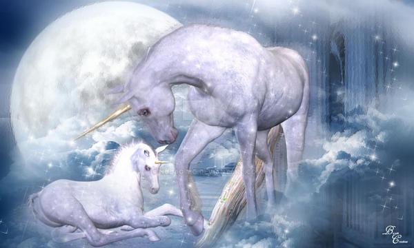 Enchanting Unicorns 2015 by nudagimo
