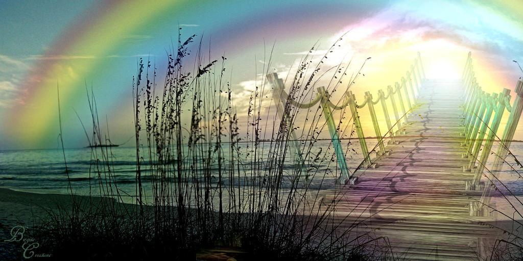 The Rainbowbridge 2016 by nudagimo