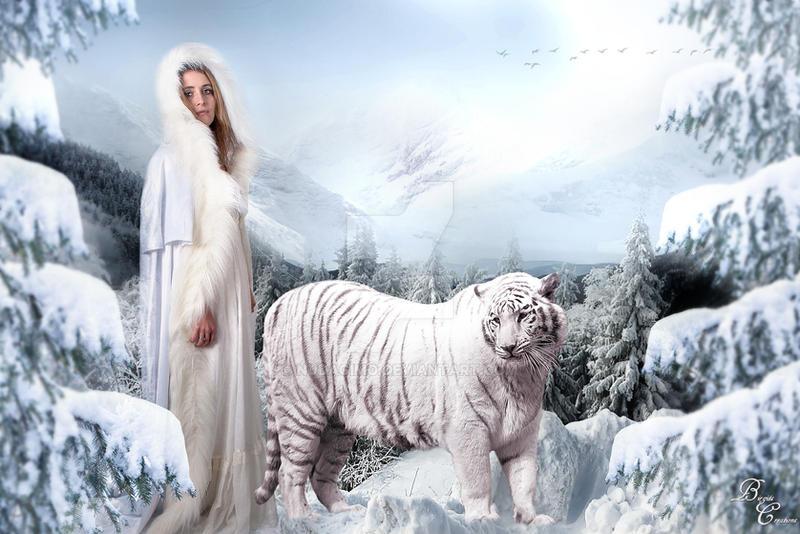 Winter scene 2017 by nudagimo