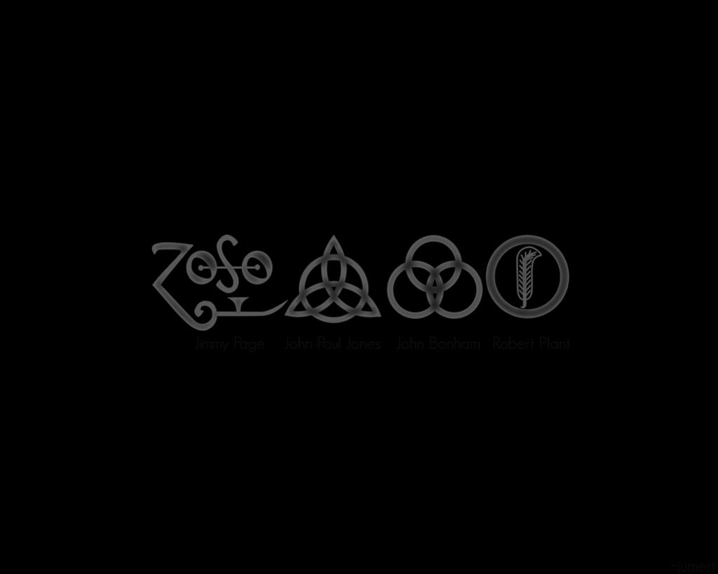 LedZeppelin Symbols Wallpaper by jumert on DeviantArt