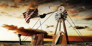 Iwo Jima by AdonisWerther