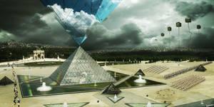 Perestroika di Louvre