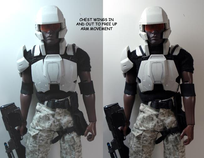 halo 3 marine armor 6 by redner on DeviantArt