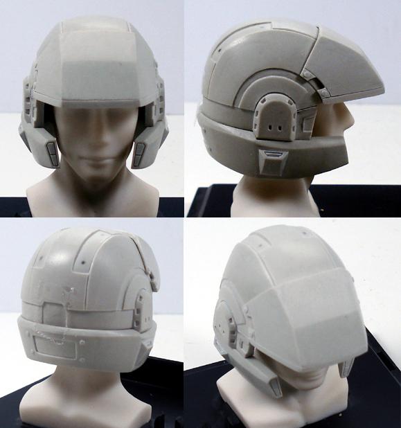 Unsc Marines Halo 4 Halo Unsc Marine Helmet