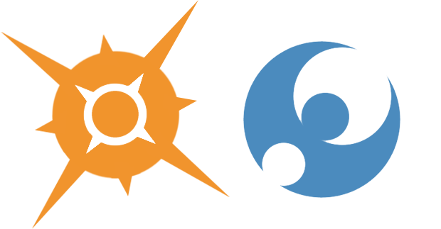 Pokemon Sun and Moon Vectors by Mizutsuneh