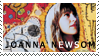Joanna Newsom Stamp by Toxic-Decay