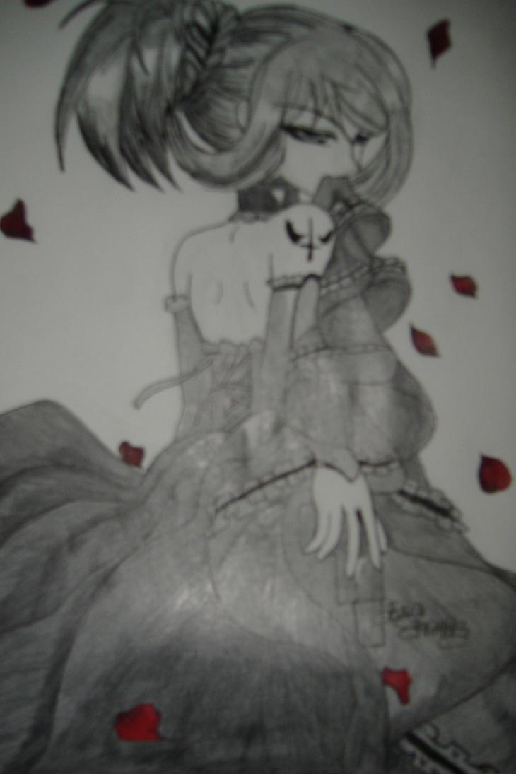 Goddess 2 by Kitsunemouai