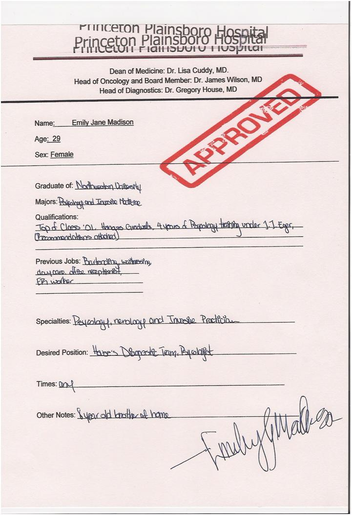 General Resume By Dremilymadisonplz On Deviantart