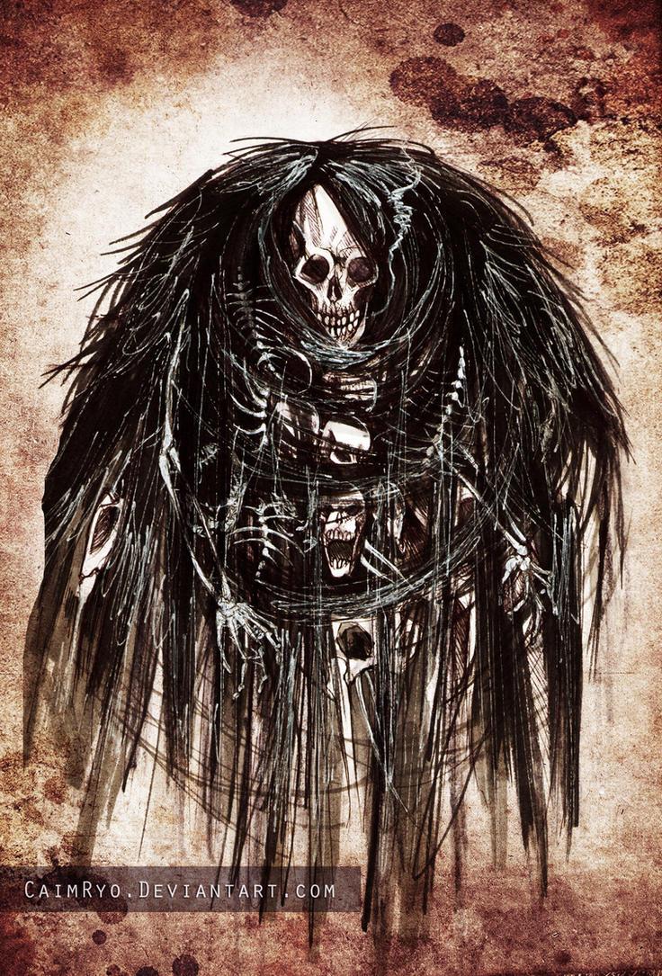dark souls nito artwork - photo #18