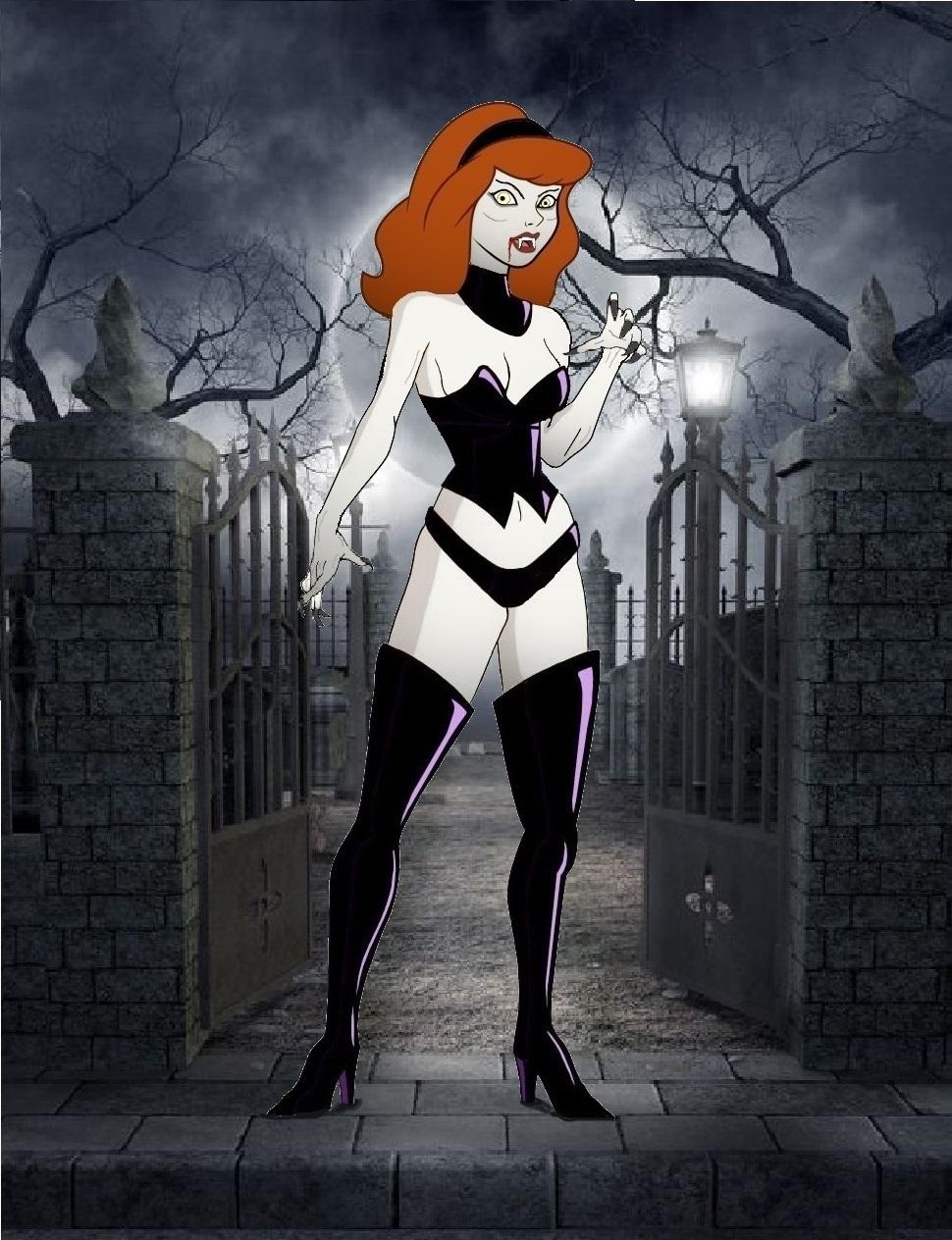Vampire Countess Daphne by Alonbok77 on DeviantArt