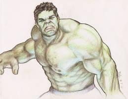 Hulk by rufohg
