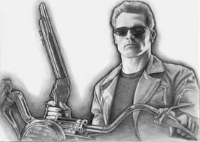 Terminator 2 by rufohg