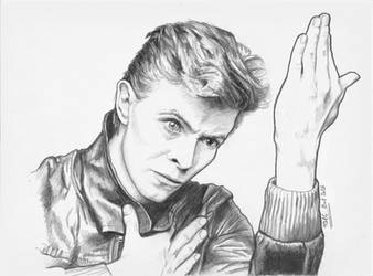 Bowie by rufohg