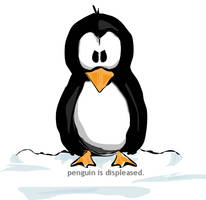 penguin by liahs-stuff
