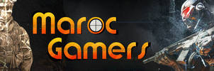 Video Game banner - Maroc Gamers