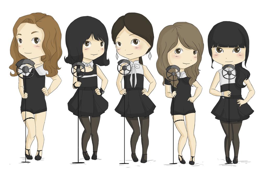 so so wonderful ladies code by nocoe13 on deviantart