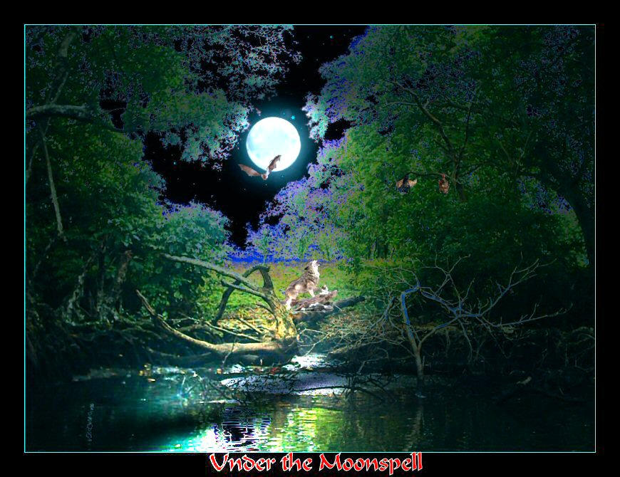 --|- Under the Moonspell -|-- by Vampire-Embrace