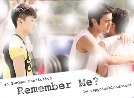 EunHae: Remember Me? by sapphirebluedreams
