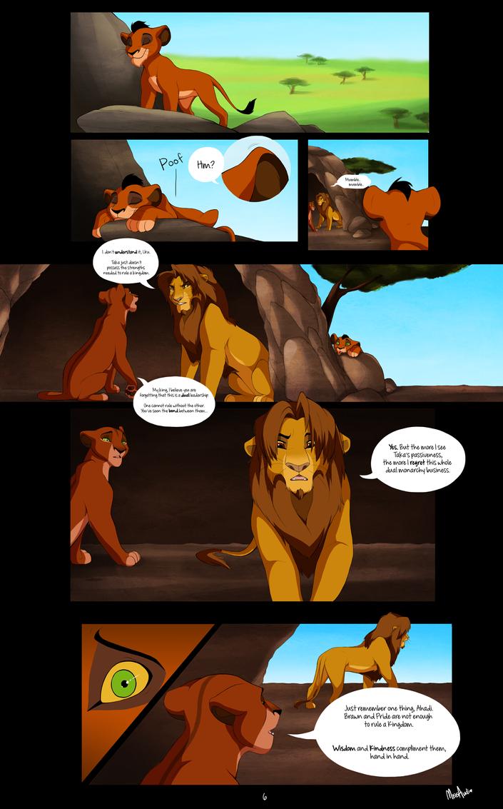Taka's Pain - Page Six by MissAudi