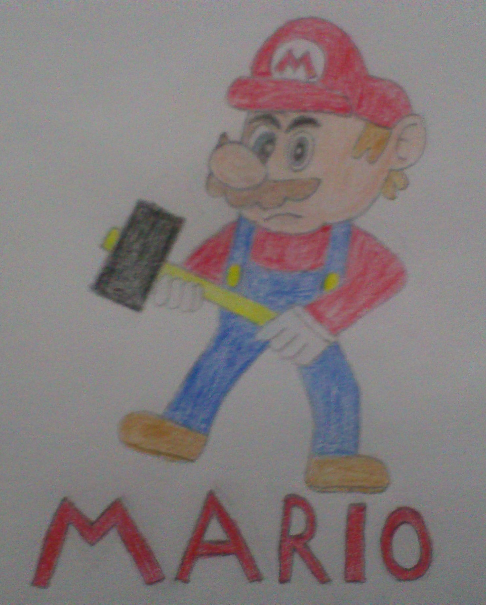 Mario by Maklods