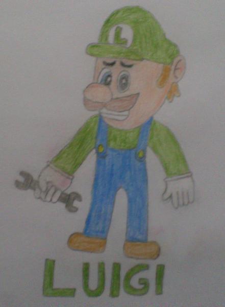 Luigi by Maklods