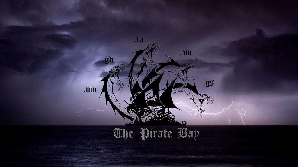The Pirate Bay Hydra by slimenrique on DeviantArt