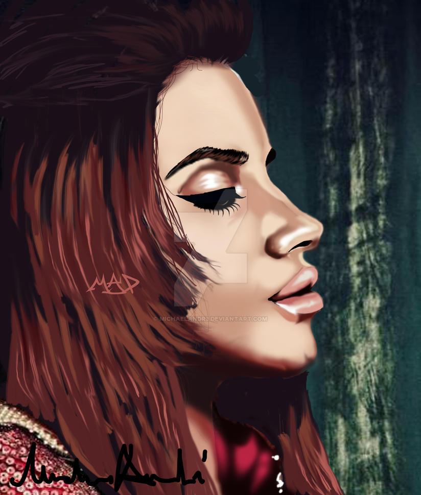 Lana Del Rey pt2 by michaelAndr3
