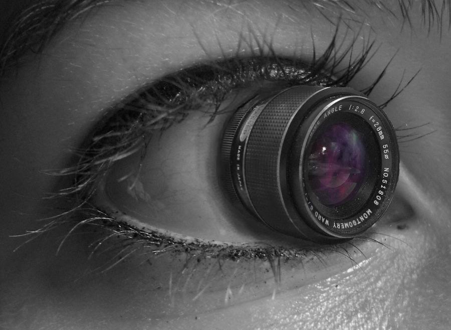 The Human Camera by dusunur