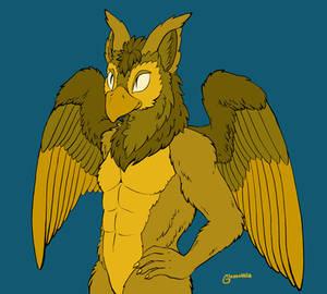 Golden Griffin
