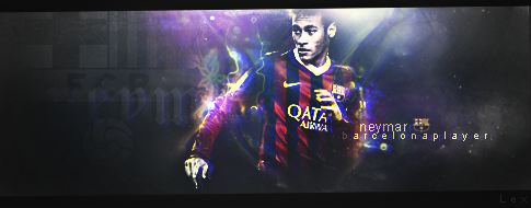 Neymar Jr. by LexSG
