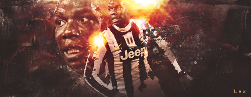 Paul Pogba by LexSG