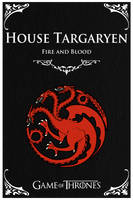 Game of Thrones | House Targaryen by stanxv