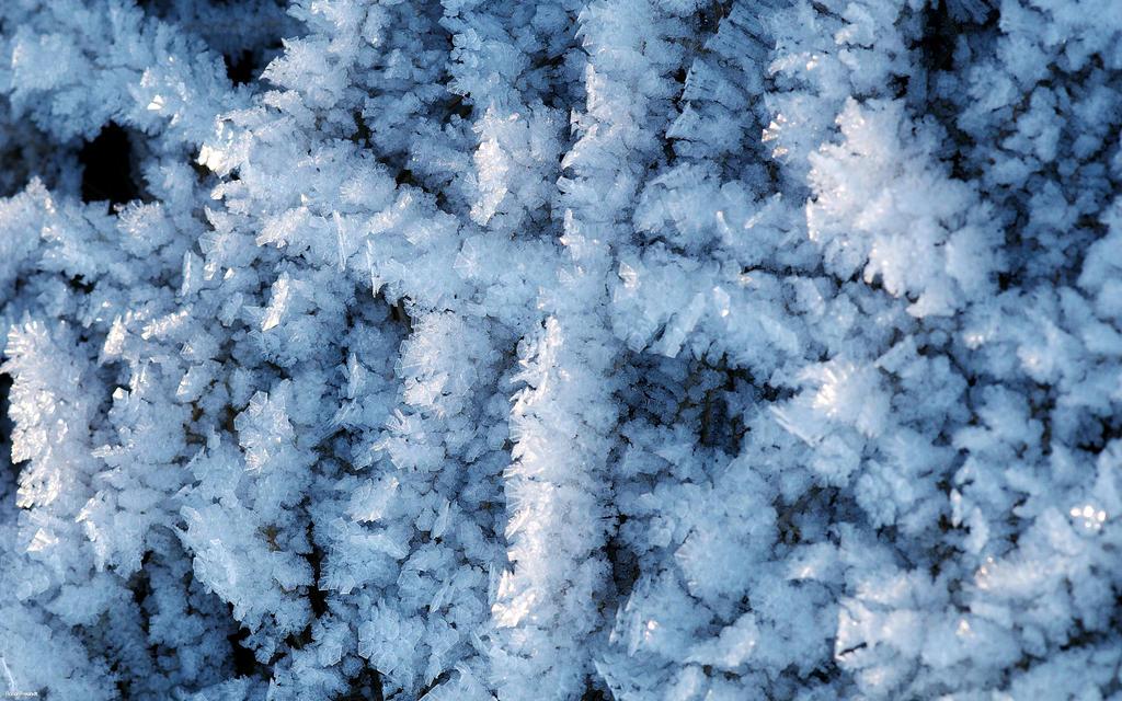 Ice 2560x1600 by hermik