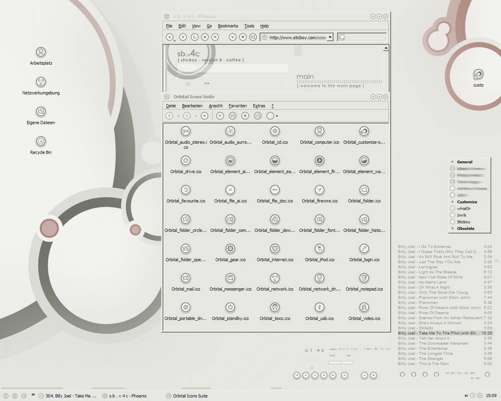 Orbital Desktop