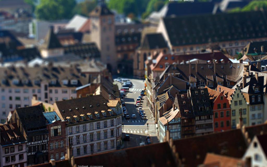 Strasbourg 2560x1600 by hermik