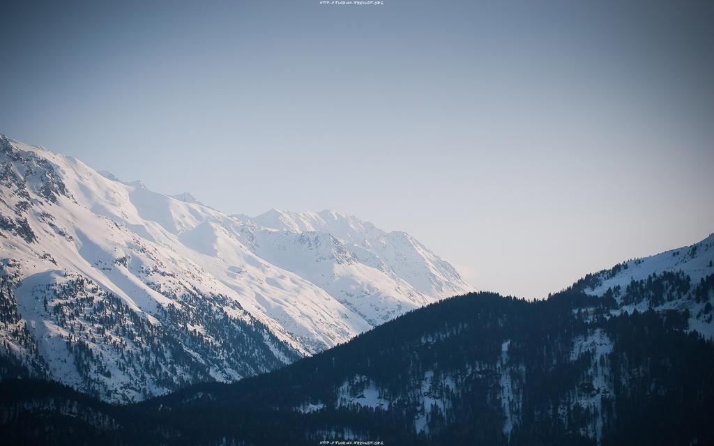 Mountain Sunset 2560x1600