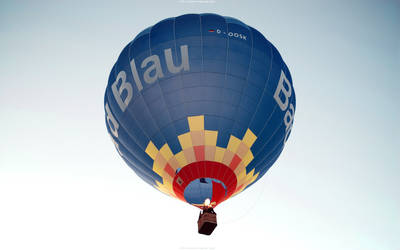 Hot Air Ballon 2560x1600
