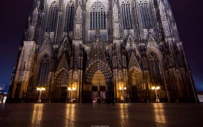 Cologne 2560x1600