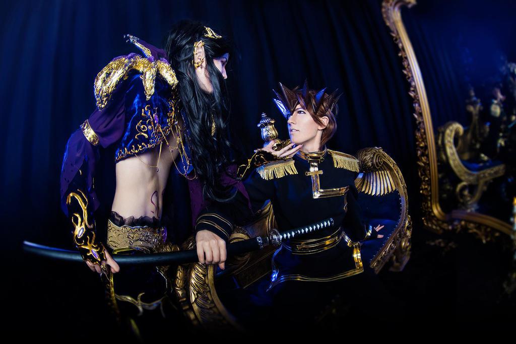 Sacris and Jerome - teases by seiyasagano